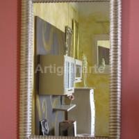 Specchera-moderna-argento
