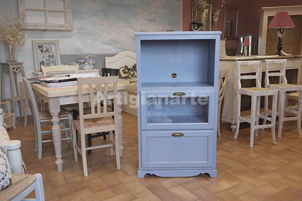 Colorare i mobili interesting mobili sospesi in cucina - Mobili grezzi da dipingere ...