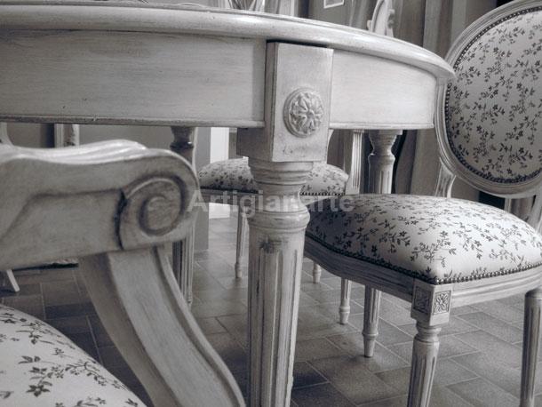 Arredamento provenzale online: 3 idee per abbinare tavolo e sedie