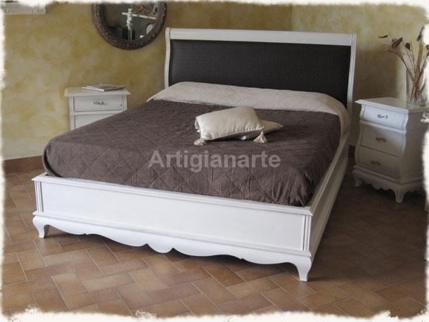 Letto provenzale - Artigianarte