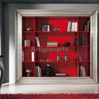 libreria-cornice-rossa