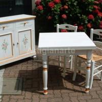 credenzina+tavolo+sedie