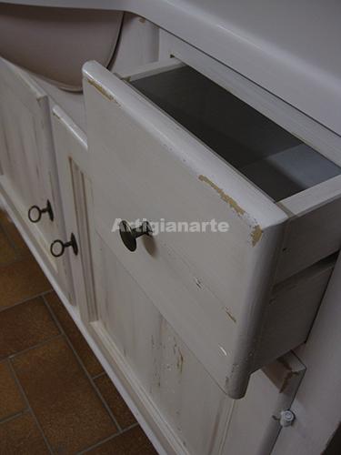 Mobile bagno Grey - Artigianarte