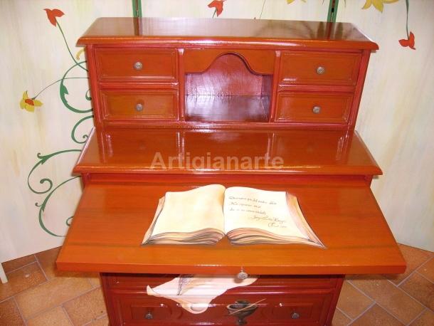 Mobili vecchi rimodernati - I mobili della nonna ...