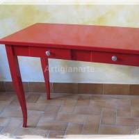 scrittoio-rosso