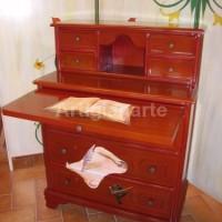 mobili vecchi rimodernati