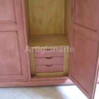 armadio cipolla cassettiera centrale