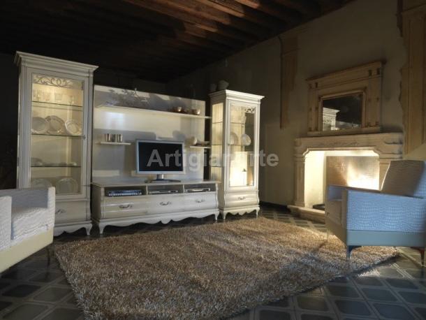 Shabby idee giardino for Arredamento soggiorno stile provenzale