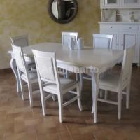 tavolo provenzale bianco decapato (2)