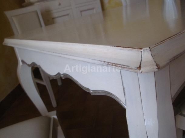 Decapare un tavolo finest decapare un tavolo with - Decapare un mobile scuro ...