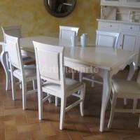 tavolo provenzale bianco invecchiato (1)