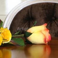 tavolo provenzale bicolore