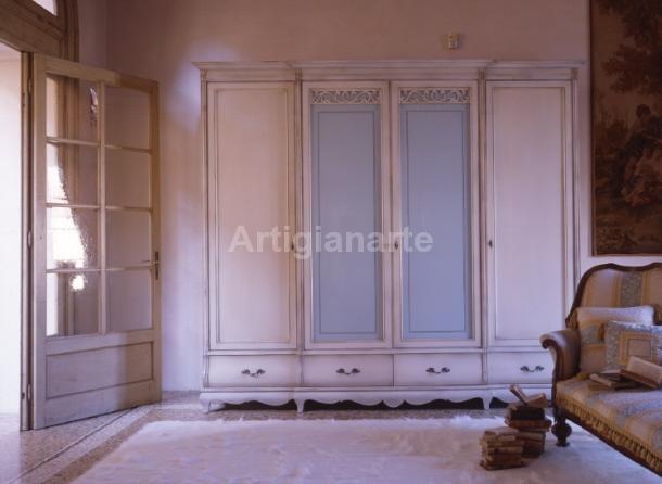 Armadio provenzale madeira artigianarte for Mobili provenzali grezzi