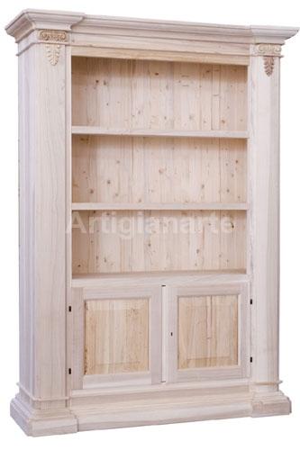 Mobili in legno grezzo tutte le offerte cascare a fagiolo - Verniciare mobili ...