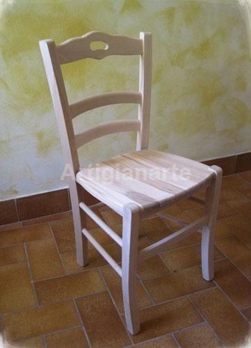 Sedia venus foro - Artigianarte