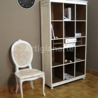 libreria toscana country bicolore
