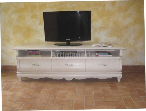 Porta Tv Provenzale.Porta Tv Provenzale Artigianarte