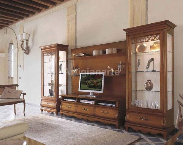 Porta TV provenzale - Artigianarte
