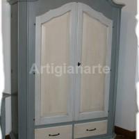 armadio-portascarpe-bicolore-bianco-azzurro