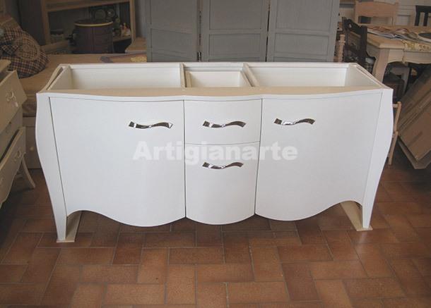 Mobile bagno doppio artigianarte