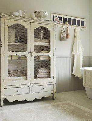 3 mobili stile shabby chic per te rigorosamente bianchi
