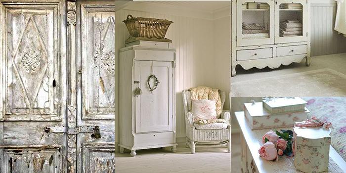 3 mobili stile shabby chic per te rigorosamente bianchi for Camere da letto minimal chic