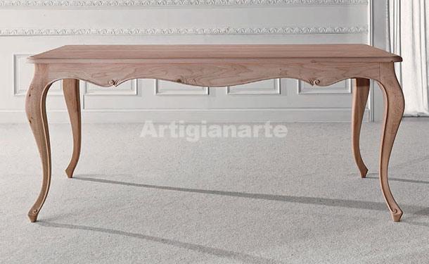 Tavolo provenzale foglia - Stile provenzale - Artigianarte