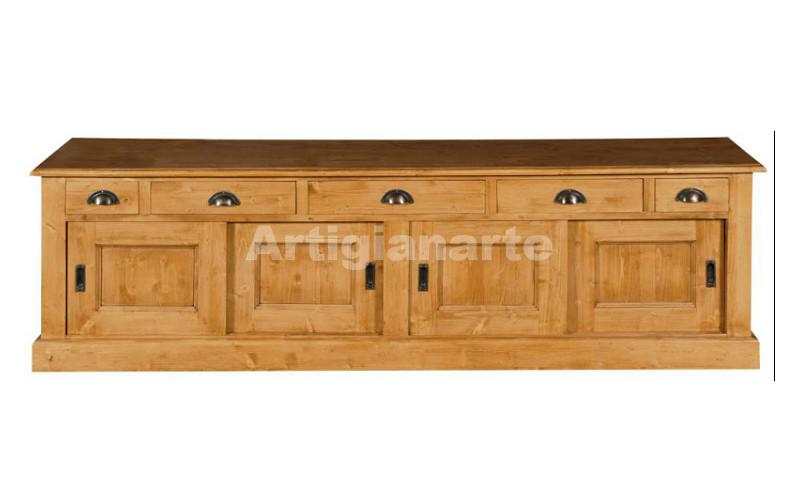 mobili porta tv legno