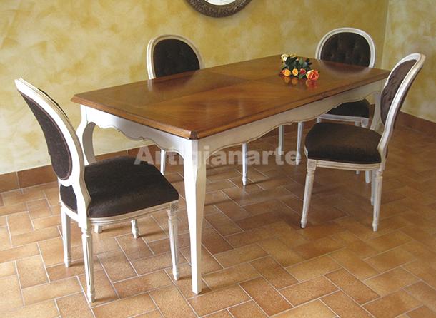 tavolo grezzo provenzale
