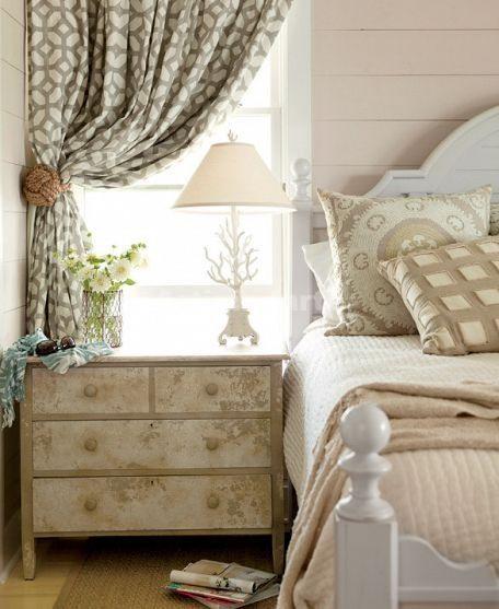 Idee per creare una camera da letto in stile provenzale