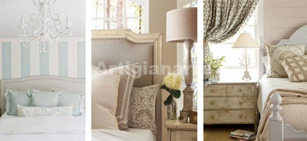 Idee per creare una camera da letto in stile provenzale - Idee per pitturare una cameretta ...