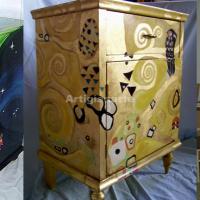 Mobili dipinti a mano moderni for Mobili a poco prezzo milano