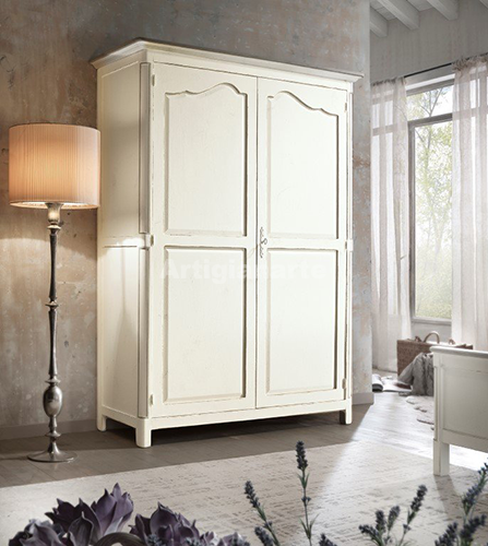 Trendy armadio provenzale tendenze with camerette provenzali for Arredamento francese shabby